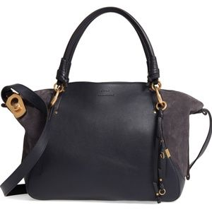 Chloe Owen medium navy